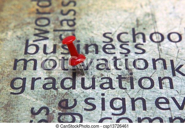 graduazione - csp13726461