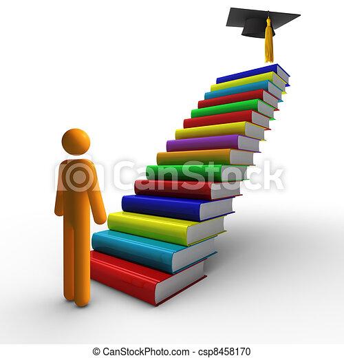 graduazione - csp8458170