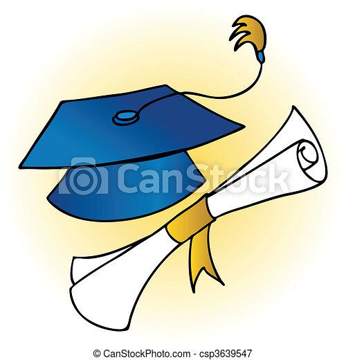 graduazione - csp3639547