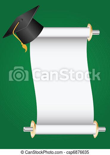 graduazione - csp6876635