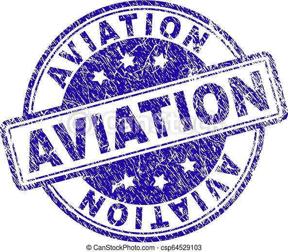 graffiato, aviazione, textured, francobollo, sigillo - csp64529103