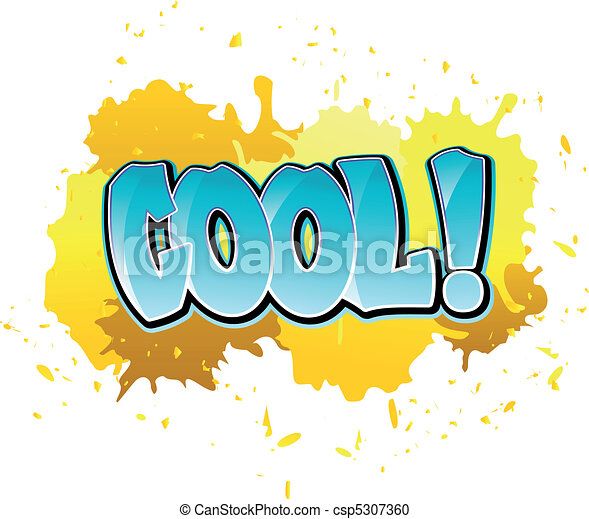 graffiti cool background urban cool graffiti design on vector rh canstockphoto com cool clipart guy cool clipart guy