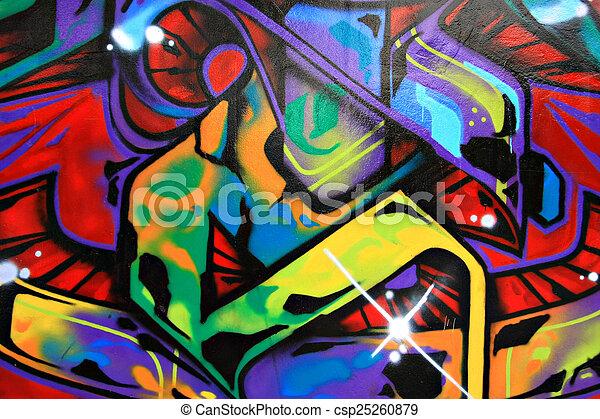 Graffiti - csp25260879