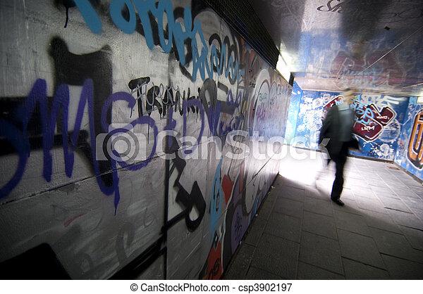 Graffiti - csp3902197