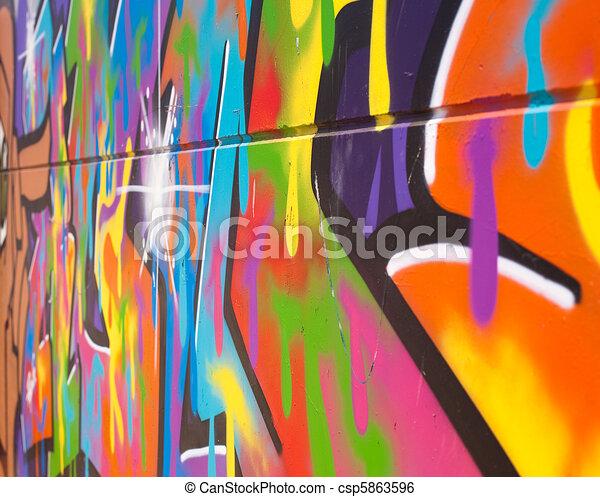 graffiti - csp5863596
