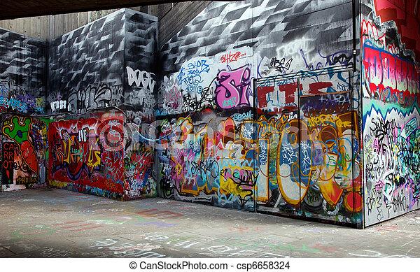 graffiti - csp6658324