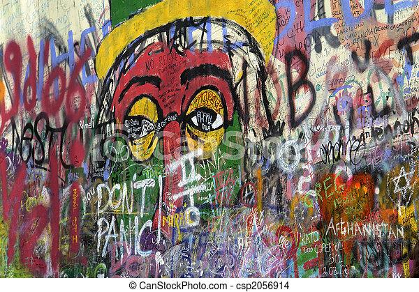 graffitti - csp2056914