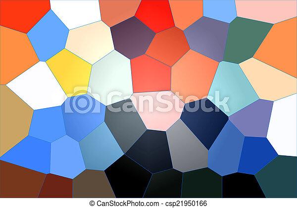 grafické pozadí., abstraktní - csp21950166