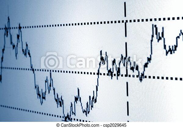 grafico, casato - csp2029645