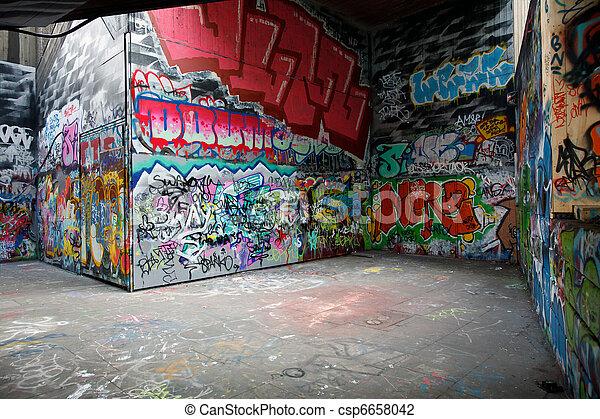 Graffiti - csp6658042