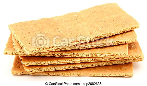 Graham Crackers - csp2082638