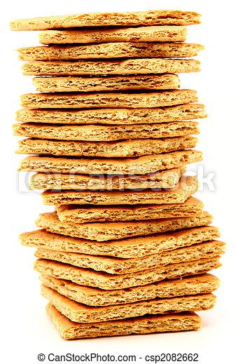 Graham Crackers - csp2082662