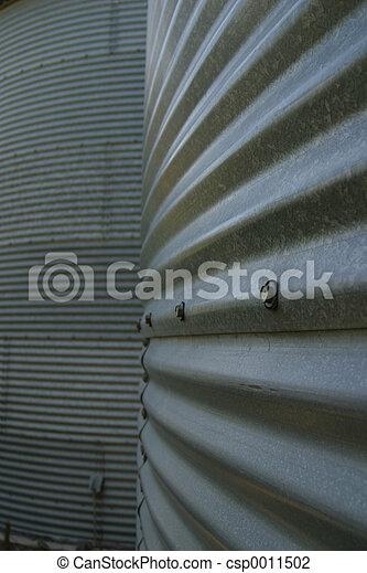 Grain Bin Texture - csp0011502