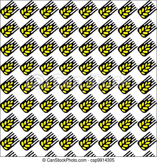 Grain cereal - csp9914305