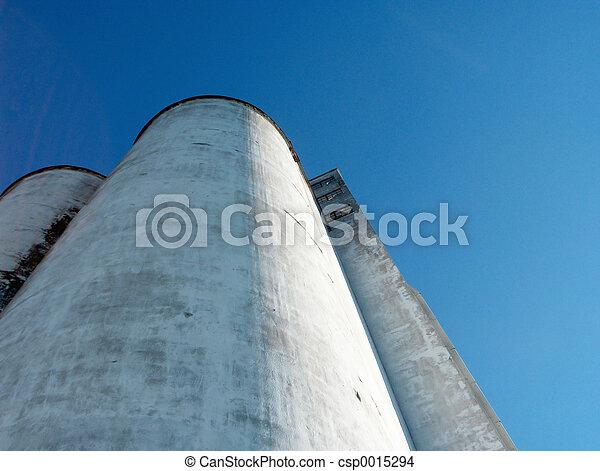 Grain Elevators - csp0015294