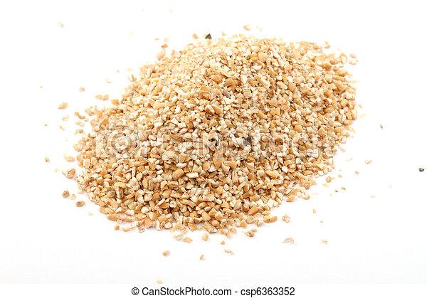 Grain of the wheat - csp6363352