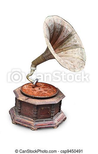 gramophone - csp9450491