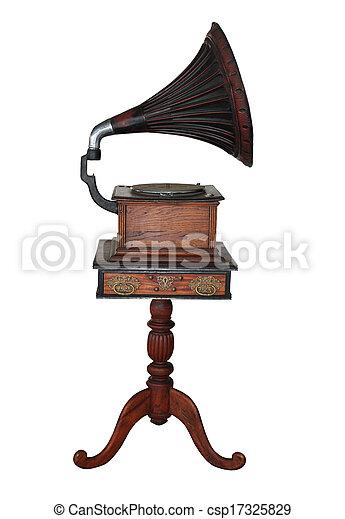 Gramophone - csp17325829