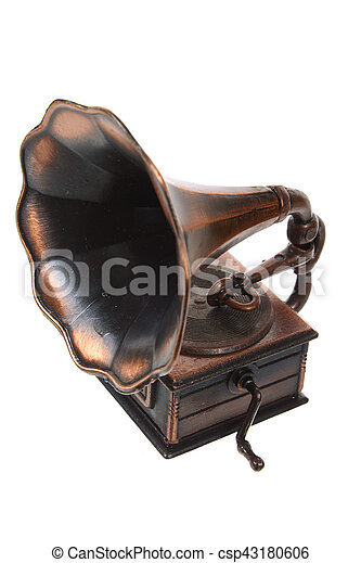 Gramophone - csp43180606