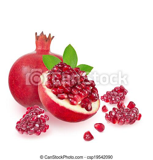 Wann ist ein granatapfel reif