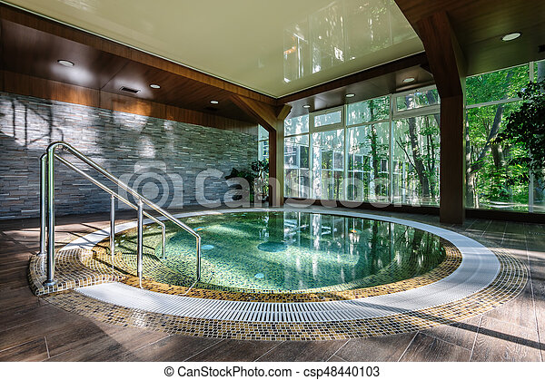 Jacuzzi Grande Taille.Grand Baquet Jacuzzi Luxe