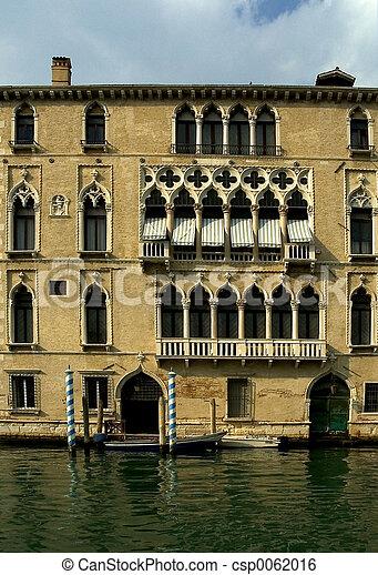 Grand Canal, Venice - csp0062016