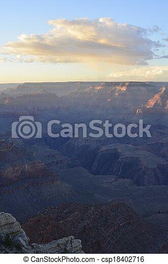 Grand Canyon, Arizona - csp18402716