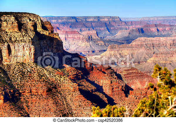 Grand Canyon Arizona - csp42520386