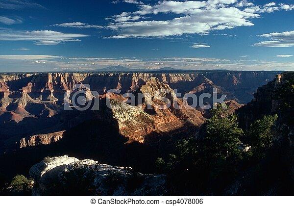 Grand Canyon, Arizona - csp4078006