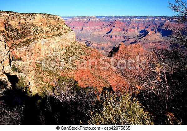 Grand Canyon Arizona - csp42975865