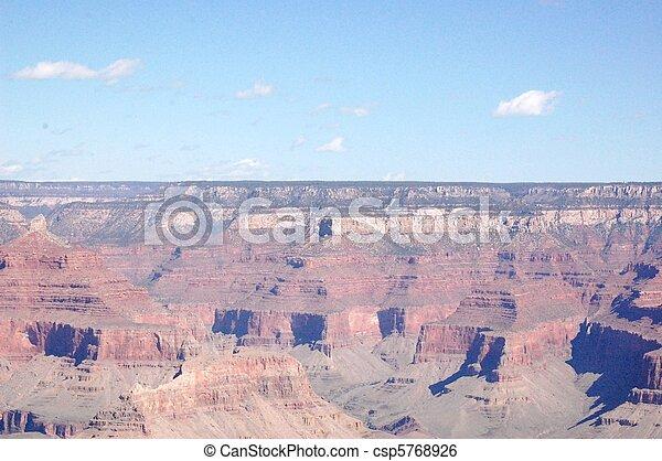 Grand Canyon - Arizona - csp5768926