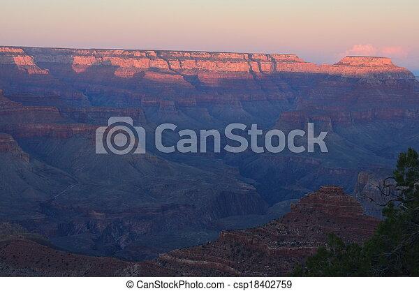 Grand Canyon, Arizona - csp18402759