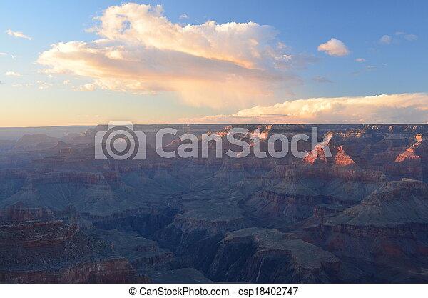 Grand Canyon, Arizona - csp18402747