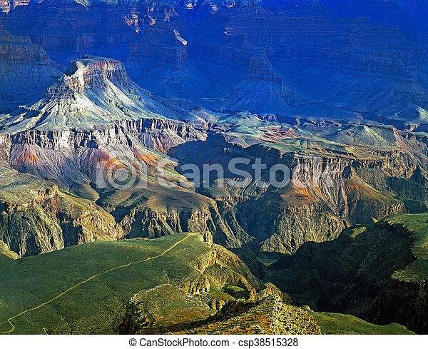 Grand Canyon, Arizona - csp38515328