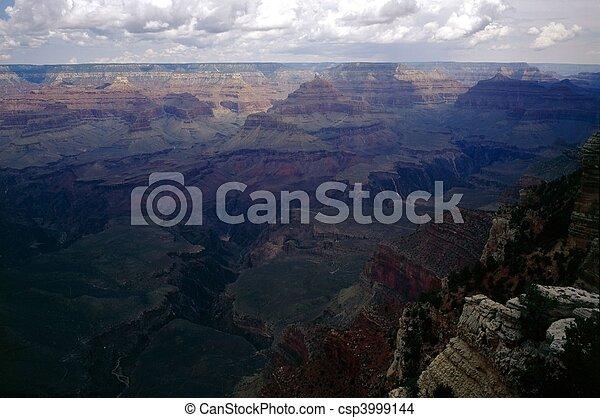 Grand Canyon, Arizona - csp3999144