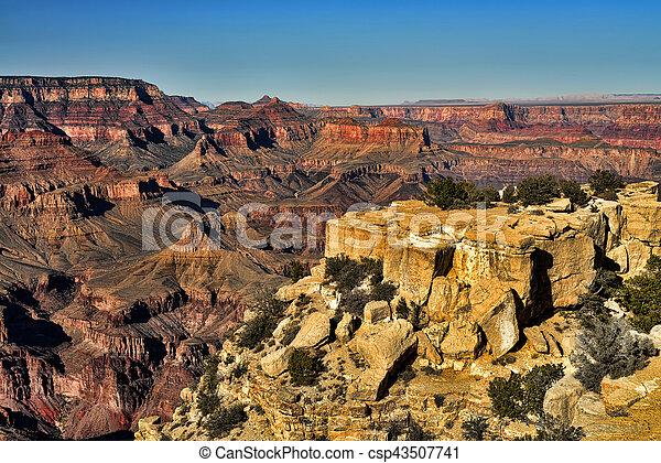 Grand Canyon Arizona - csp43507741