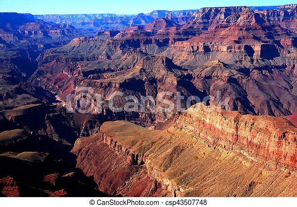 Grand Canyon Arizona - csp43507748