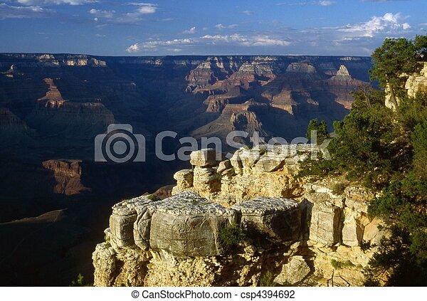 Grand Canyon, Arizona - csp4394692