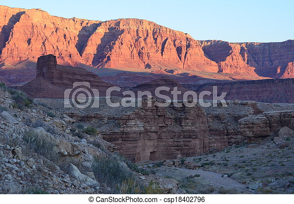 Grand Canyon, Arizona - csp18402796
