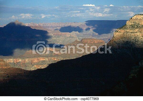 Grand Canyon, Arizona - csp4077969