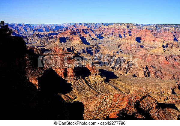 Grand Canyon Arizona - csp42277796