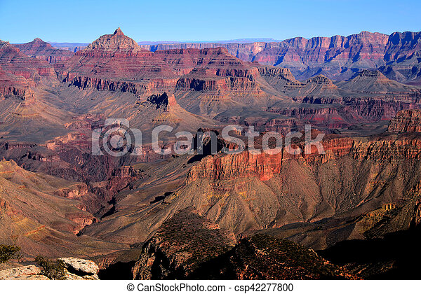 Grand Canyon Arizona - csp42277800