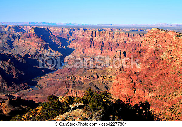 Grand Canyon Arizona - csp42277804