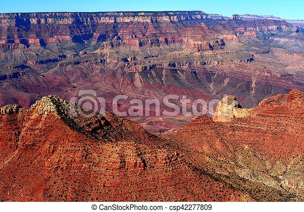 Grand Canyon Arizona - csp42277809