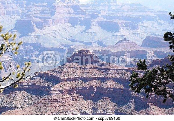 Grand Canyon - Arizona - csp5769160