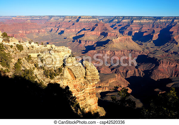 Grand Canyon Arizona - csp42520336