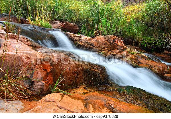 Grand Canyon Cascades - csp9378828
