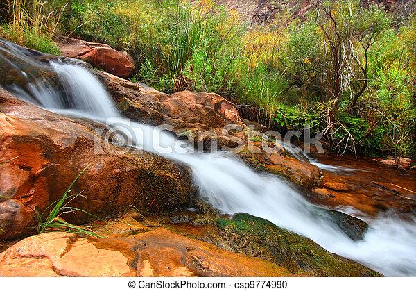 Grand Canyon Cascades - csp9774990