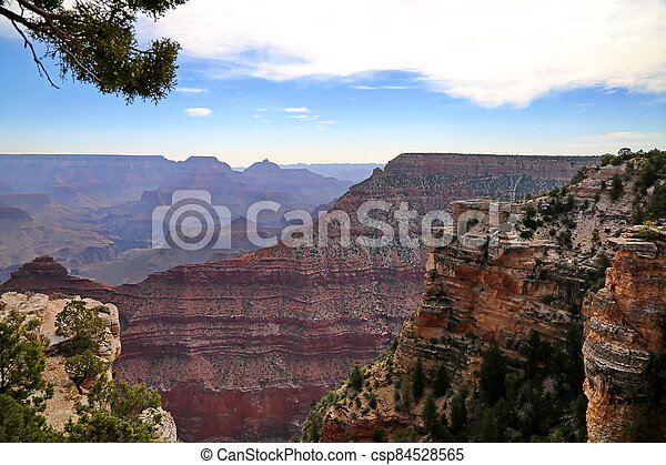 Grand Canyon in Arizona - csp84528565