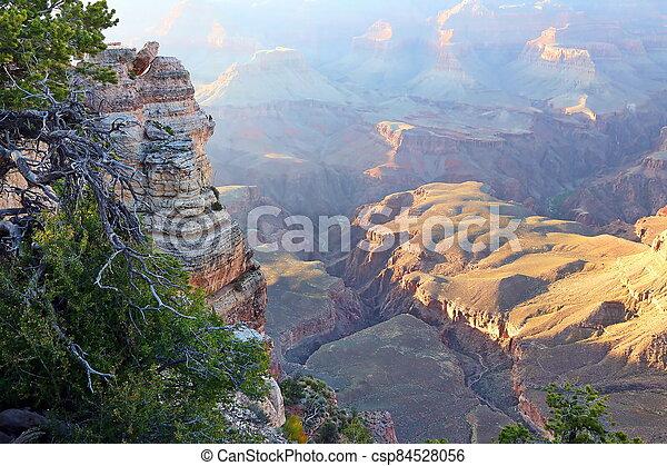 Grand Canyon in Arizona - csp84528056